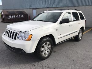 2008 JEEP GRAND CHEROKEE NORTH ÉDITION « DIESEL