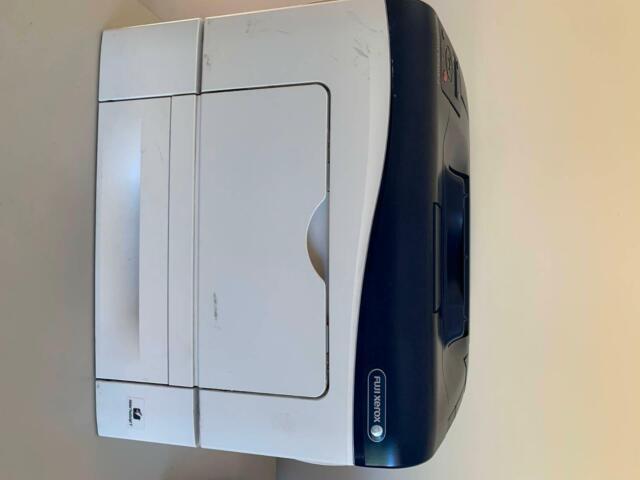 Fuji Xerox Docuprint Cp405d Color Laser Network Printer