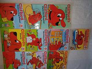 10 Clifford story books Hewett Barossa Area Preview