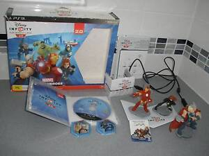 PS3 Disney Infinity 2.0 Marvel Super Heroes Starter Pack Albany Creek Brisbane North East Preview