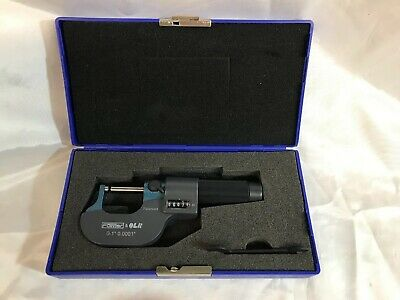Fowler Digital 0-1 Qlr Tube Mic 0.0001  With Case