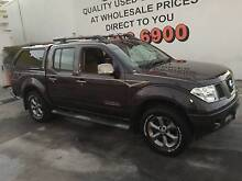 2009 Nissan Navara Turbo Diesel 6 Speed Manual 4x4 Ute Currimundi Caloundra Area Preview
