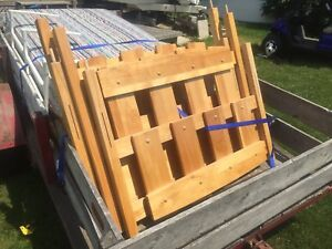 Solid wood made in Canada bunk beds
