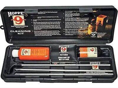 Gun Rifle Pistol Cleaning Kit Lubrication Hoppe's Aluminum Rod Universal Caliber