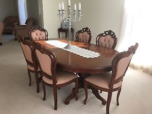Formal Dining Suite Carina Heights Brisbane South East Preview
