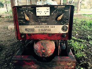 Lincoln Welder Diesel Gympie Gympie Area Preview