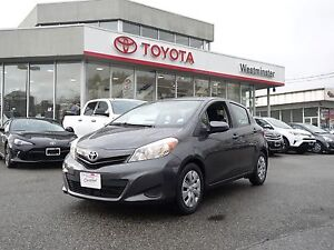2013 Toyota Yaris Toyota Certified