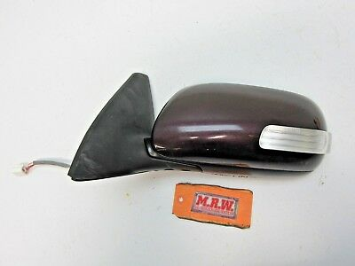 LEFT DOOR MIRROR 11-16 SCION TC DOOR PANEL L LF DRIVER SIDE REAR VIEW POWER OEM
