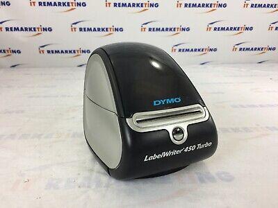 Dymo Labelwriter 450 Turbo -label Printer - Model 1750283- Sn 1219021750283 -