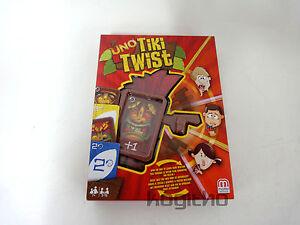 Mattel-Giochi-CGH09-UNO-Tiki-Torsione-Gioco-di-carte-societa-Bambini-Festa