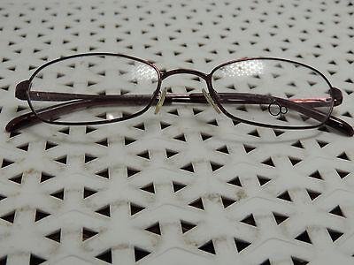 OP Womens Eyeglass Frames DISCOVERY BURGUNDY  (Find Eyeglass Frames)