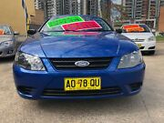 2007 Ford Falcon Sedan BF II DUAL FUEL IMMACULATE LOW KLMS Granville Parramatta Area Preview
