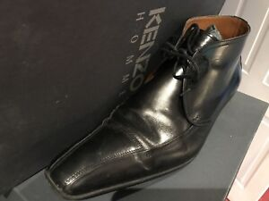 Chaussure Kenzo très bon état 9.5 cuir de veau
