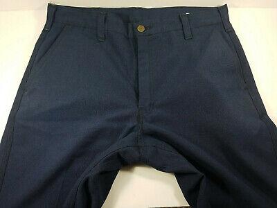 Workrite Blue Fire Resistant Nomex Pants 400nmx75nb 34 X 34 X 31