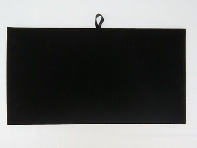 Black Velvet Jewelry Display 14 X 7.5 Jewelry Tray Board
