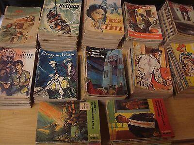 238x Kleine Jugendreihe Roman Sammlung DDR 1953-1965