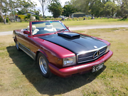 1973 Mercedes-Benz 560SL Convertible Redcliffe Redcliffe Area Preview
