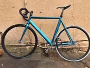 Best fixie ever - a one of a kind, custom Hillbrick 58cm Belair Mitcham Area Preview