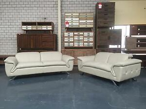 NEPTUNE - Leather lounge Leumeah Campbelltown Area Preview