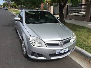 2005 Holden Tigra Silver Convertible (Low KMs / reg: Dec-2017) Bentleigh Glen Eira Area Preview