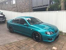 2007 BF MKII ford falcon xr6 turbo Berkeley Vale Wyong Area Preview