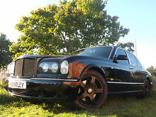 Bentley Arnage Red Label Einmaliges Designerfahrzeug