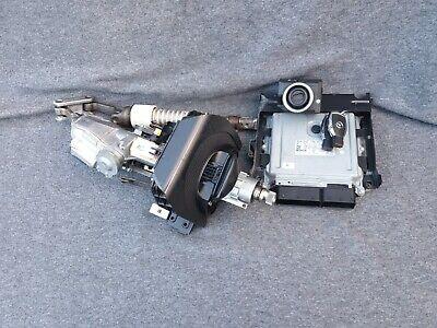 Mercedes E280 Engine Ecu Kit Ignition Key Lock Column Ecu