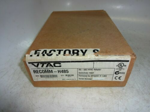 Vtac Rs 485 Hvac Adapter Card Recomm-H485 New V1.004