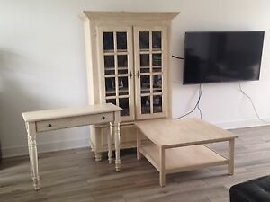 Armoire table