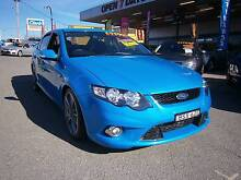 2010 Ford Falcon XR6 Turbo 50th Anniversary Fyshwick South Canberra Preview