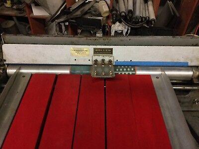 Rollem Champion 990 30 Perforator And Scorer