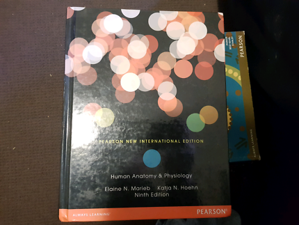 Human Anatomy and Physiology Pearson Marieb eighth 8 edition ...