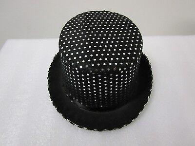 TOP HAT - PARTY FAVOR  - BLACK](Top Hat Favors)
