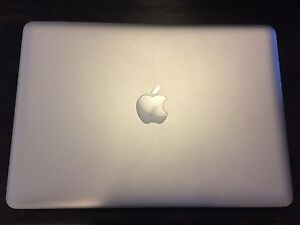 """2012 13"""" MacBook Pro for trade for music gear"""