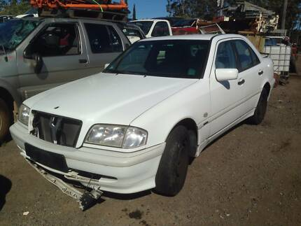 Wrecking 1997 Mercedes C180 Wandandian Shoalhaven Area Preview