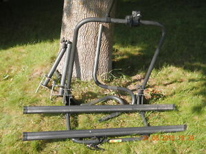 Top Pot Bike carrier for RV installation