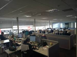 Workstations / Office Desks / Partitions Hobart CBD Hobart City Preview