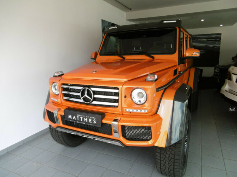 Mercedes-Benz G-Modell Station G 500 4x4²