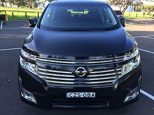 Nissan Elgrand E52 highway star current model Lake Illawarra Shellharbour Area Preview