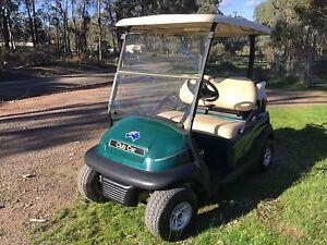 Club car 2013 electric golf cart Bendigo Bendigo City Preview