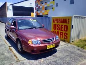 2002 Kia Spectra Hatchback 1 Year Roadside Assist Woy Woy Gosford Area Preview
