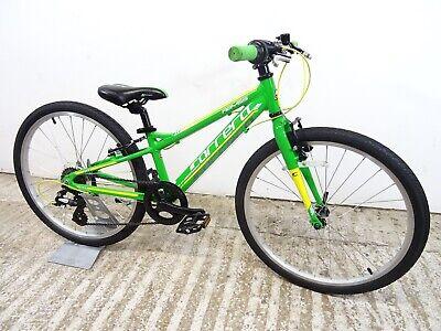 "Carrera Abyss Jr 24"" Hybrid Bike Boys Kids 10.5"" Small Alloy Used Age 8-10 VGC"