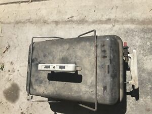 Travel BBQ - needs a cleaning