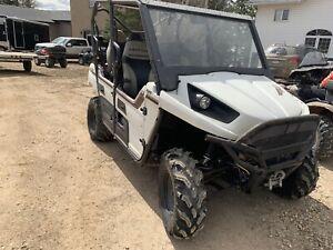 2013 Kawasaki Teryx 4