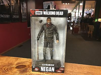 2017 Mcfarlane The Walking Dead Negan 23 Color Tops Edition Deluxe 7  Figure Moc