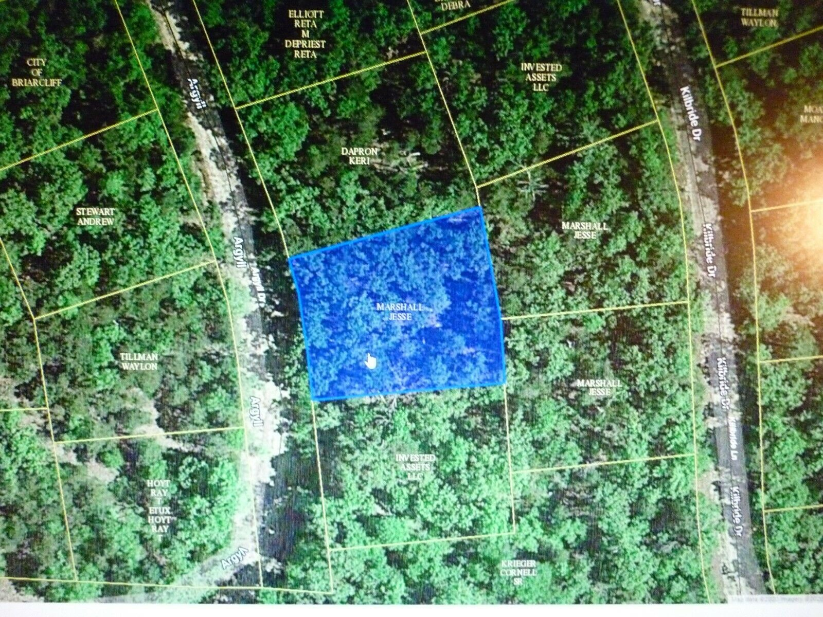 10021 Sq Ft .2301 Ac Briarcliff, AR- HALF Mile To Norfork Lake POWER CLOSE BY - $1.00