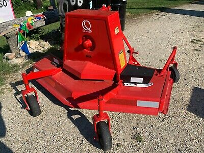 Woods 59 Finish Mowerbrand New Belt 3 Blades Paint Local Pickupdelivery Only