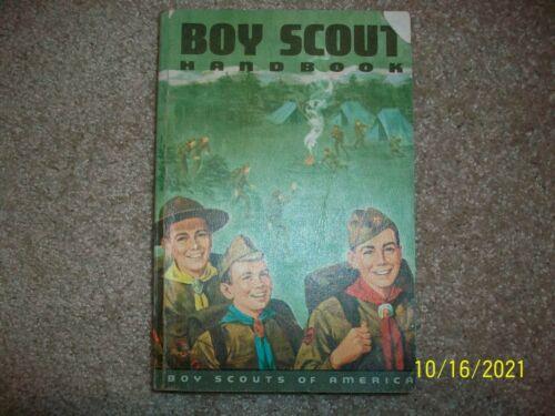 1970 Boy Scout Handbook Vintage Boy Scouts of America BSA Book 7th Ed, 3rd Print