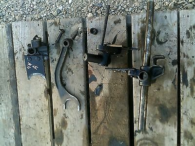 1944 John Deere A Tractor Jd Transmission Shift Shifter Fork Forks