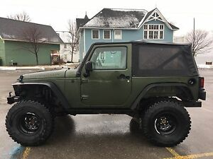 2007 Jeep Wrangler TRADE OR SALE